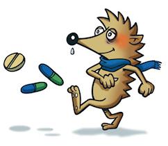 Τα αντιβιοτικά δεν σκοτώνουν τους ιούς. Δεν είναι αποτελεσματικά στις ιώσεις όπως το κρυολόγημα, η γρίπη και η βρογχίτιδα