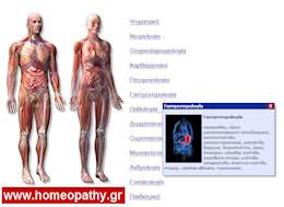ομοιοπαθητική - ασθένειες και παθήσεις