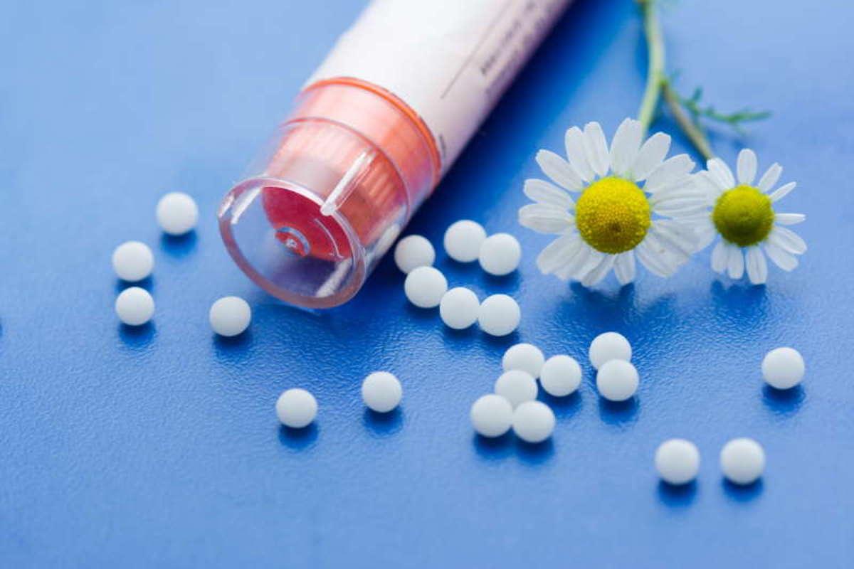 ομοιοπαθητικά φάρμακα - pills