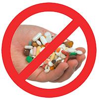 πολυφαρμακία βιταμινών, συμπληρωμάτων ή ομοιοπαθητικών φαρμάκων